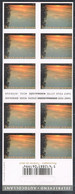 Année 2010 - COB B109** - (3984**) - Timbre De Deuil  - Cote 25,00€ - Carnet 1953-....