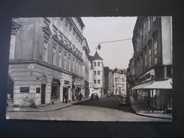 Österreich- AK Linz An Der Donau Mit Altstadt, Verlag: Luftbild Leitenmüller - Linz