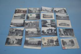 27 - Eure - Lot De 40 Cartes Postales  - Différents Châteaux De L' Eure - (voir Scan) - Non Classés