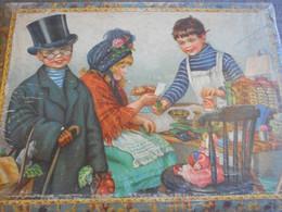 Vieux Jeux Cubes 3 - Oud Speelgoed