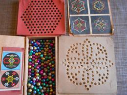 Vieux Jeux Mosaïque Billes - Oud Speelgoed