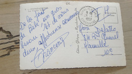 ALGERIE : Cachet HAMMA PLAISANCE CONSTANTINE - 1957  ................ 201101b-2716 - Cartas