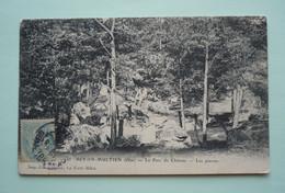 60 -   ACY-EN-MULTIEN - Le Parc Du Chateau - Les Pierres - Otros Municipios