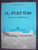 IL FIAT G 59  AEREI AVIAZIONE - Motori