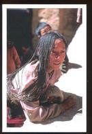 CPM Neuve TIBET Jeune Fille Tibétaine  ( 1000 Ex. ) - Tibet