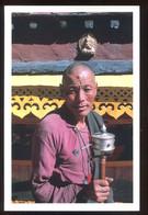 CPM Neuve TIBET Pélerin Tibétain  ( 1000 Ex. ) - Tibet