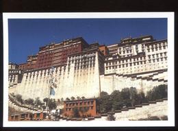 CPM Neuve TIBET LHASSA Le Potala  ( 1000 Ex. ) - Tibet