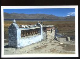 CPM Neuve TIBET Moulins à Prières  ( 1000 Ex. ) - Tibet