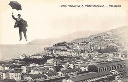 VENTIMIGLIA (IM) Una Volata A Ventimiglia - Panorama - Ed. G. Gallo 2127 - Otras Ciudades
