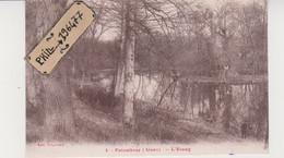 02 Folembray - Cpa / L'étang. - Autres Communes
