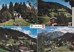 (B-ST509) - LAURA (Roveredo, Grigioni) - Multivedute - GR Grisons