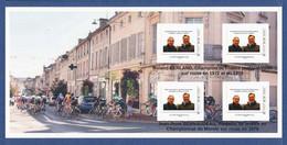 Tour De France En Vendée Les Champions. Roland Berland Et Jean-René Bernaudeau. Fontenay Le Comte, Neuf** (non Plié). - Collectors