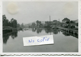 Ardennes. Bei GIVET. Pont Détruit - 1939-45