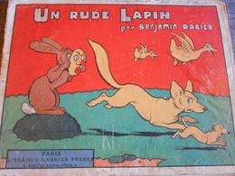 Collection Enfantine De Benjamin Robin : Un Rude Lapin - Verzamelingen
