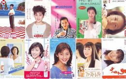 LOT 10 Telecartes Differentes Japon * FEMME Femmes (A-459) SEXY GIRL Girls Phonecards Japan * TELEFONKARTEN FRAUEN FRAU - Moda