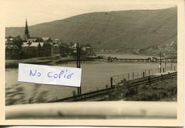 Ardennes.  HAYBES. Pont Détruit Sur La Meuse - 1939-45