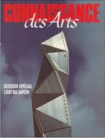 N° 470 Avril 1991 CONNAISSANCE DES ARTS ART DU JAPON SEURAT PORCELAINE DE VINCENNES SALON DESSIN SUPPORTS SURFACES - Art