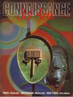 N° 447 Mai 1989 CONNAISSANCE DES ARTS GALERIES PARIS MALEVITCH MEISSEN TEXTILES ASIATIQUES VAN DER WERFF LA CHAIZE - Art