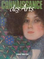 N° 408 Février 1986 CONNAISSANCE DES ARTS VIENNE REMBRANDT PRIX DES OBJETS H.JAHN L.CLERGUE MUSEE DU NORD - Art