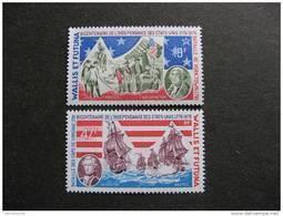Wallis Et Futuna: TB  Paire N° 190 Et N°191, Neufs XX. - Unclassified
