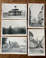 Lot 5 Cartes Postales Anciennes Chimay/ Ernult-lebrun - Chimay