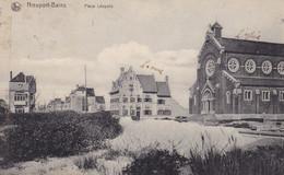 Nieuwpoort, Nieuport Bains, Place Léopold (pk78338) - Nieuwpoort