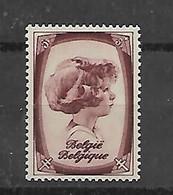 België  N° 495  Xx Postfris  Cote 37,50 Euro - Unused Stamps