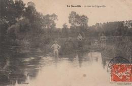 La Neuville-sur-Essonne (45 - Loiret)   Le Gué De Ligerville - Other Municipalities