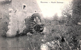 Waremme - Moulin Dotreuge (Edit. F. Jeanne 1909) - Waremme