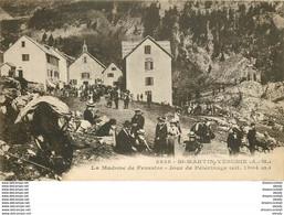 WW 06 SAINT-MARTIN-VESUBIE. La Madone De Fenestre Jour De Pélerinage Carte Impeccable Et Vierge - Saint-Martin-Vésubie