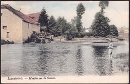 +++ CPA - LACUISINE - Florenville - Moulin Sur La Semois - Couleur  // - Florenville