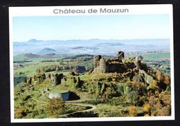 Environs De BILLOM (63 P-de-D.) Le Château De MAUZUN Imposante Forteresse De 19 Tours ( Photo Monestier N° 20) - Altri Comuni