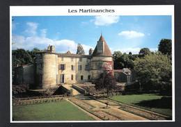 SAINT-DIER D'AUVERGNE (63 P-de-D.) Château Des MARTINANCHES, Manoir Du XVI° S. ( Editions Artisanales) - Altri Comuni