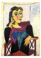 Art - Peinture - Pablo Picasso - Portrait De Dora Maar - CPM - Voir Scans Recto-Verso - Paintings