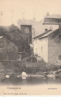 Chassepierre Sur Semois , Les Moulins ,( Nels Série 40 ,n° 222 ) Moulin à Eau , Watermolen - Chassepierre