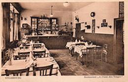"""~~ Strasbourg - Restaurant """" A L 'Ami Des Vosges """" - Strasbourg"""