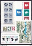Duitsland West Kleine Verzameling Blokken **,  Zeer Mooi Lot 3386    KOOPJE !!! - Collections (without Album)