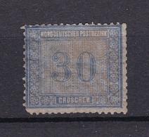 Norddeutscher Postbezirk - 1869 - Michel Nr. 26 - Gestempelt - 170 Euro - North German Conf.
