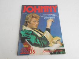 Magazine :  JOHNNY HALLYDAY - SYLVIE VARTAN - SUPER BRAVO Spécial N° 10. - COMPLET - - Unclassified