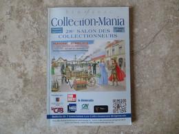 Revue Des Collectionneurs Bergeracois Bergerac Collection - Mania 2016 THEME CHEMIN DE FER TRAIN Avec Photos - Aquitaine