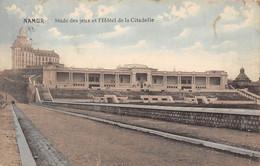 NAMUR - Stade Des Jeux Et L'Hôtel De La Citadelle - Namur