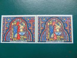N° 1492 **  Ste Chapelle  T. à N. - Varieties: 1960-69 Mint/hinged