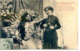 Bergeret - Premières Armes D'un Groom (travesti) - Scène N° 4 - Bergeret