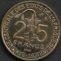 Banque Centrale Des Etats De L Afrique De L Ouest  25 Francs 1970 ESSAI SUP     Plat01 N092 - Unclassified