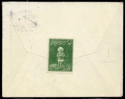 1915, Dänemark Jul-Marken, 67 (2), Brief - Non Classés