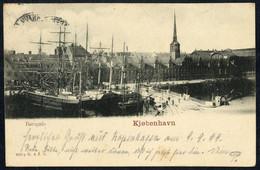 1899, Dänemark, 23 (2) U.a., Brief - Non Classés