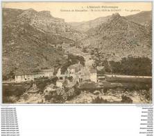 34 SAINT-GUILHEM-LE-DESERT. Vue Village 1930 - Other Municipalities