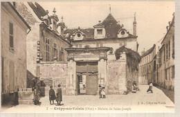60 - Crépy-en-Valois (oise) -   Maison De Saint Joseph - Crepy En Valois