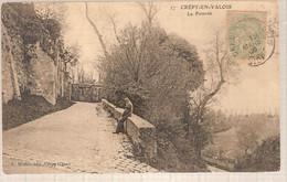 60 - Crépy-en-Valois (oise) -  La Poterne - Crepy En Valois