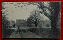 CPA 1910  La Louvière - Entrée Du Château Boch - La Louvière